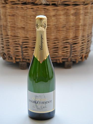 Champagne Brut Millésime Blanc de Blancs 2012 Premier Cru